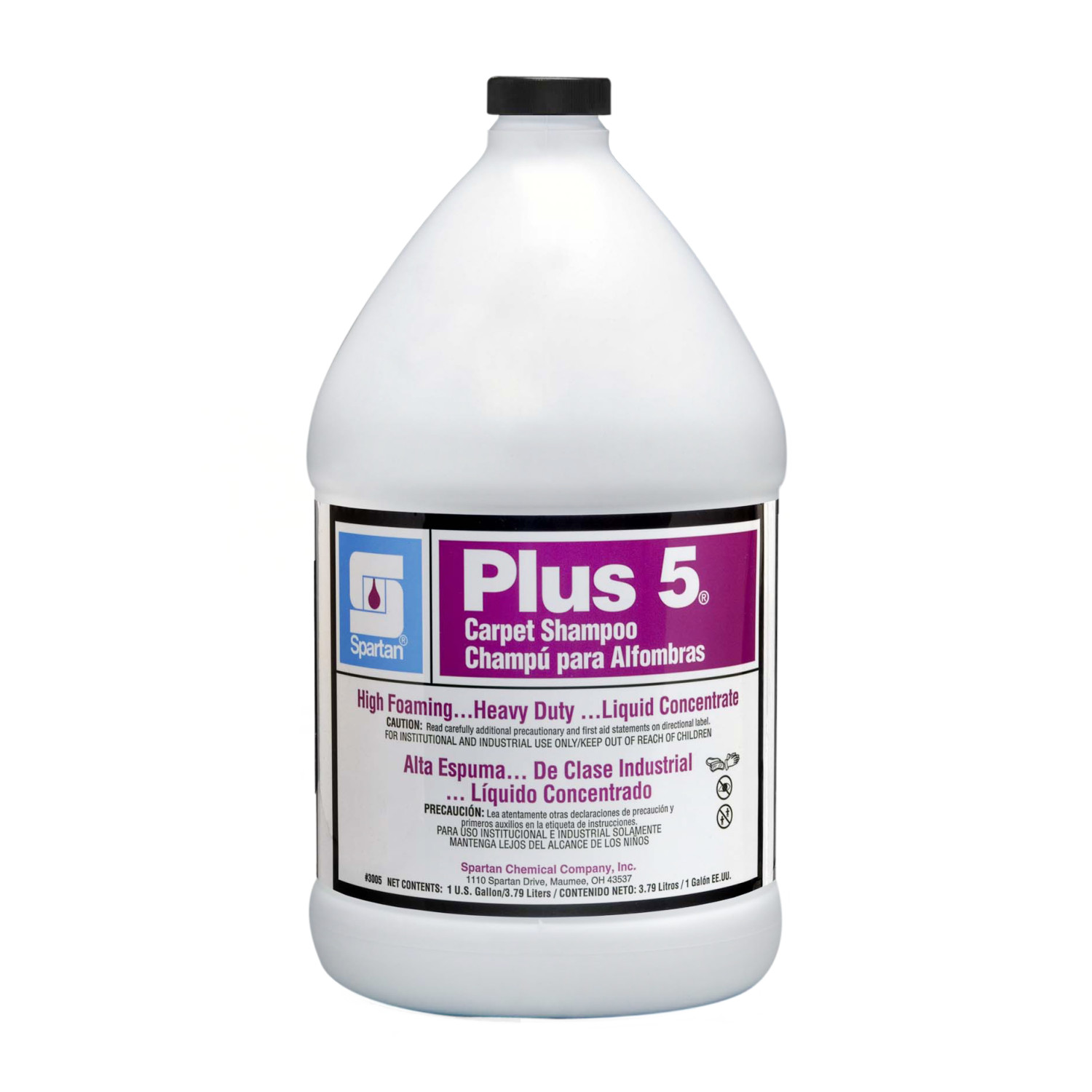 PLUS 5 CARPET SHAMPOO (4)