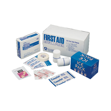 PHYSICIANS CARE FIRST AID REFILL KIT 96PS