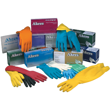 MEDIUM POLY CLEAR GLOVES(10M) (10 BOXES OF 1000/CS)8600M
