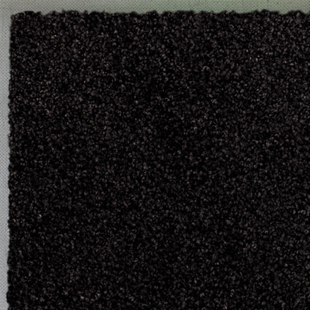 3X5 100 TRIGRIP MAT CHARCOAL W/SMOOTH BACKING