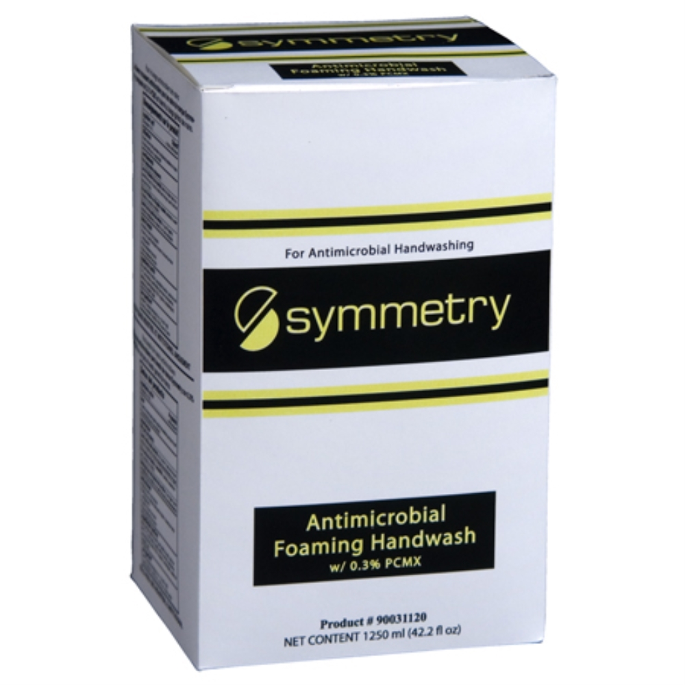 SYMMETRY FOAM ANTIMICROBIAL HAND SOAP 1250ML (6)