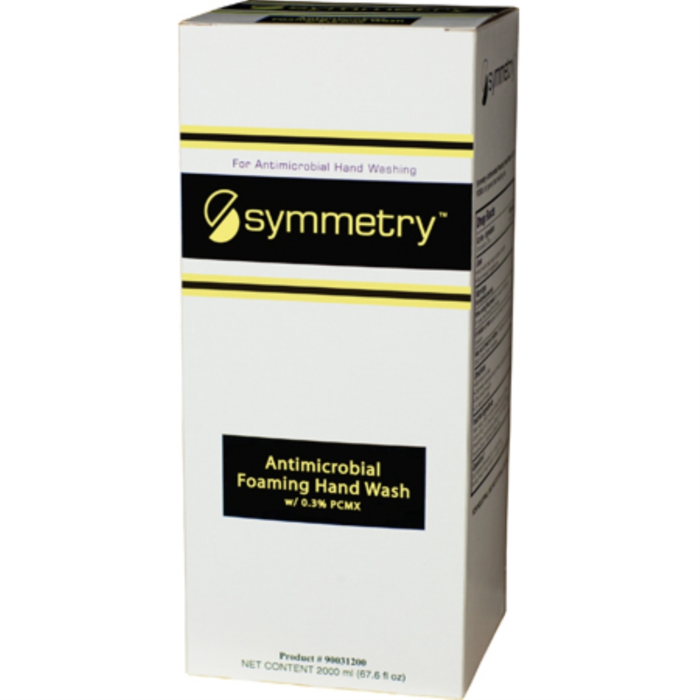 SYMMETRY FOAM ANTIMICROBIAL HAND SOAP 2000ML (4)