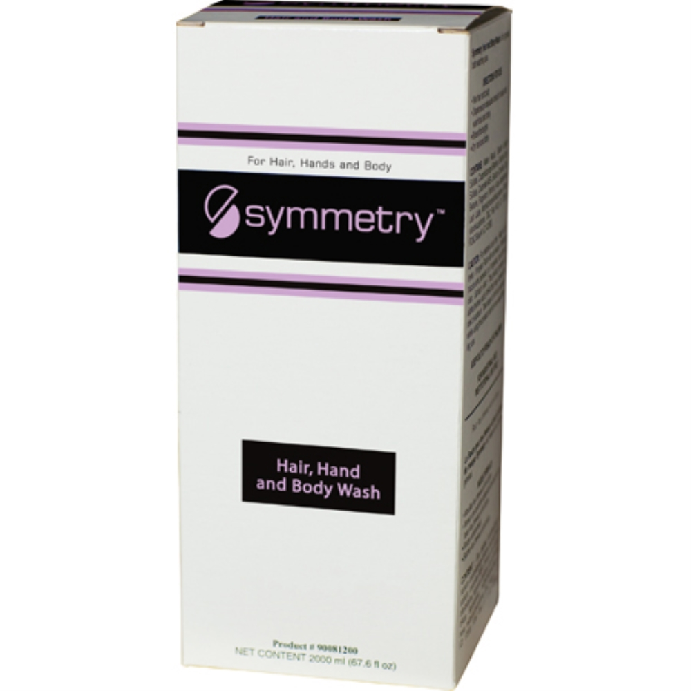 SYMMETRY HAIR,HAND & BODY WASH