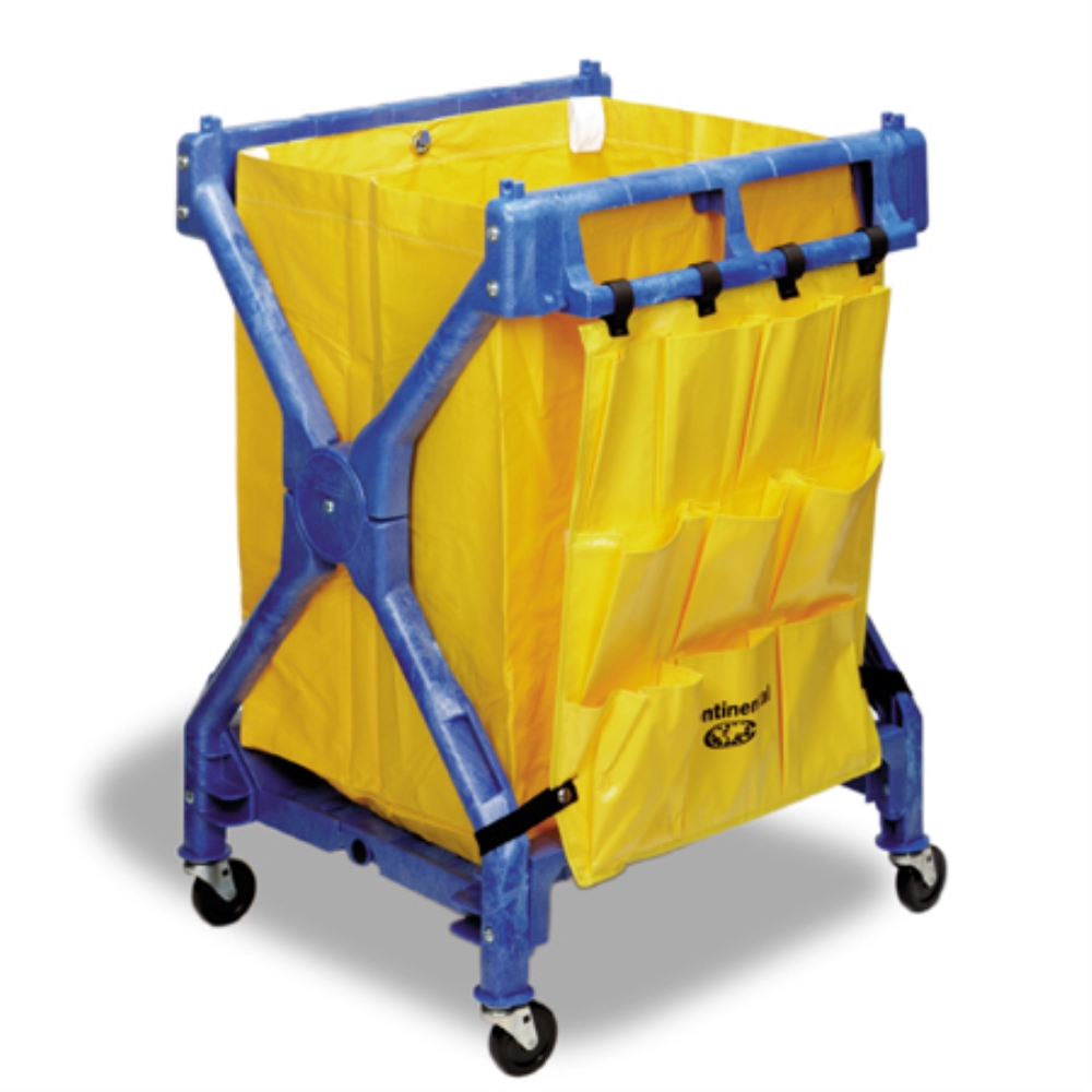 YELLOW VINYL REPLACEMENT BAG FOR 275 X-FRAME CART