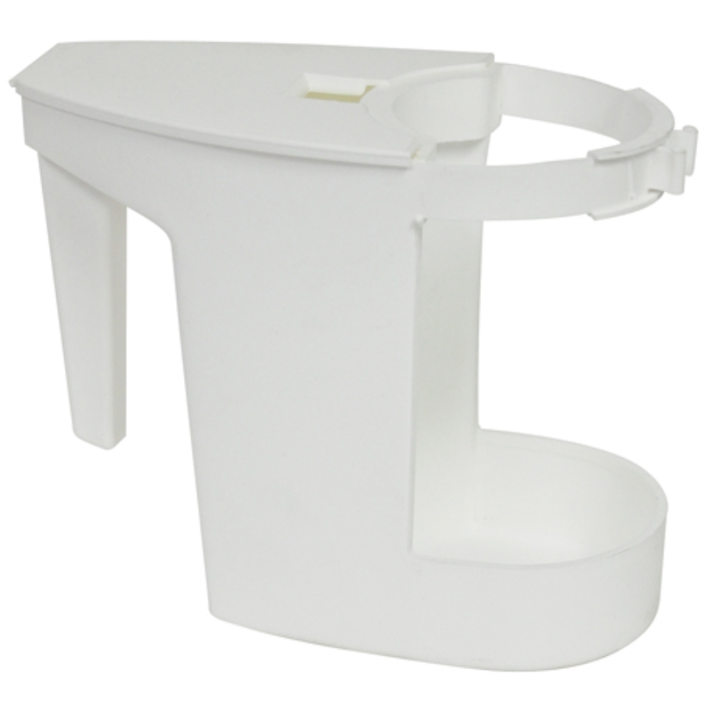 IMP SUPER TOILET BOWL CADDY WHITE/BLUE