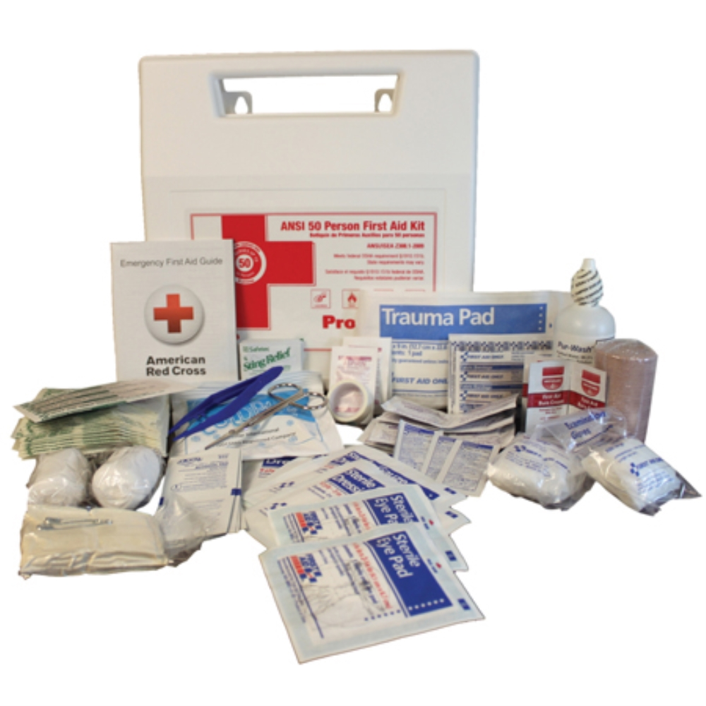 50 PERSON FIRST AID KIT 225AN
