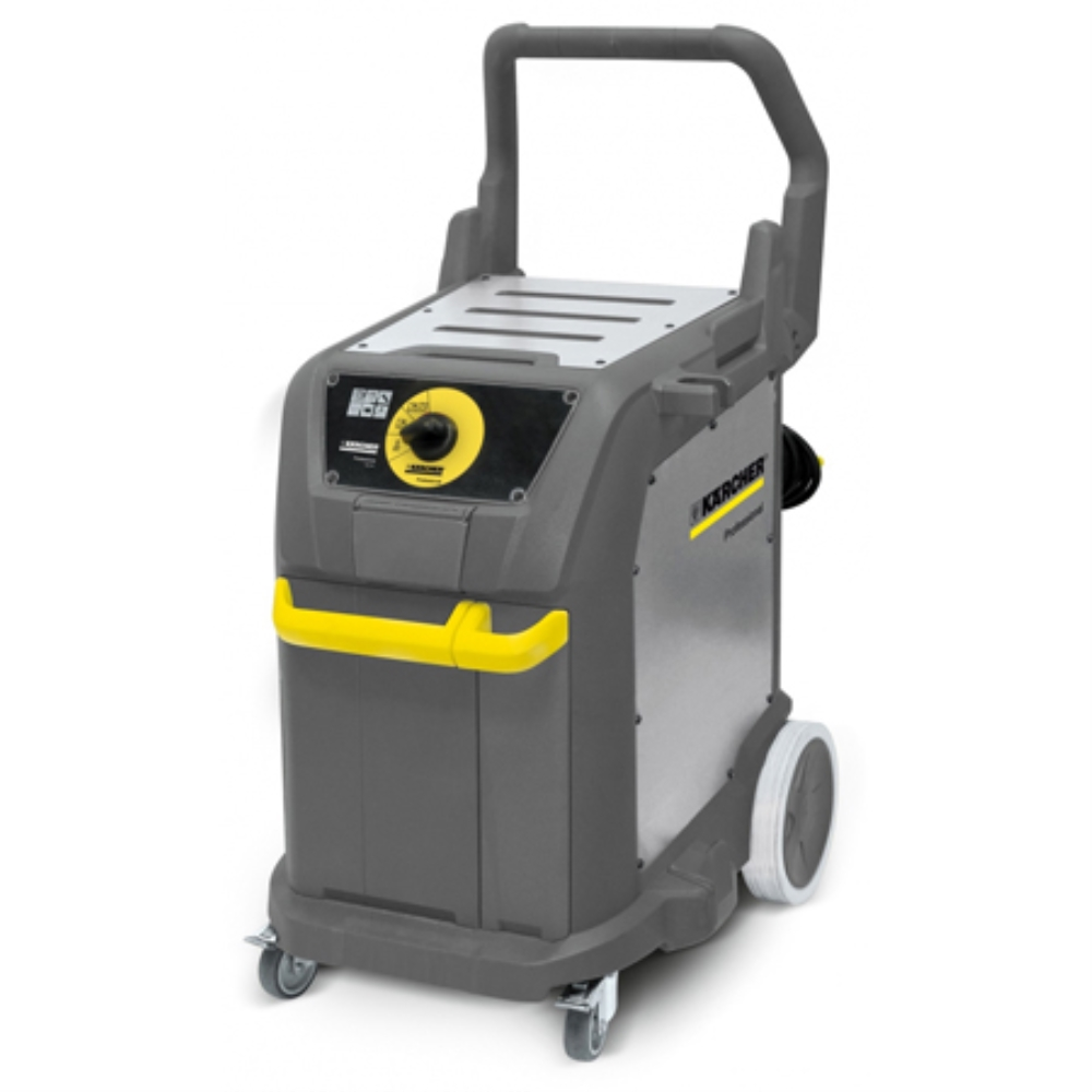 KAR SGV 6/5 STEAM CLEANER AND WET DRY VACUUM