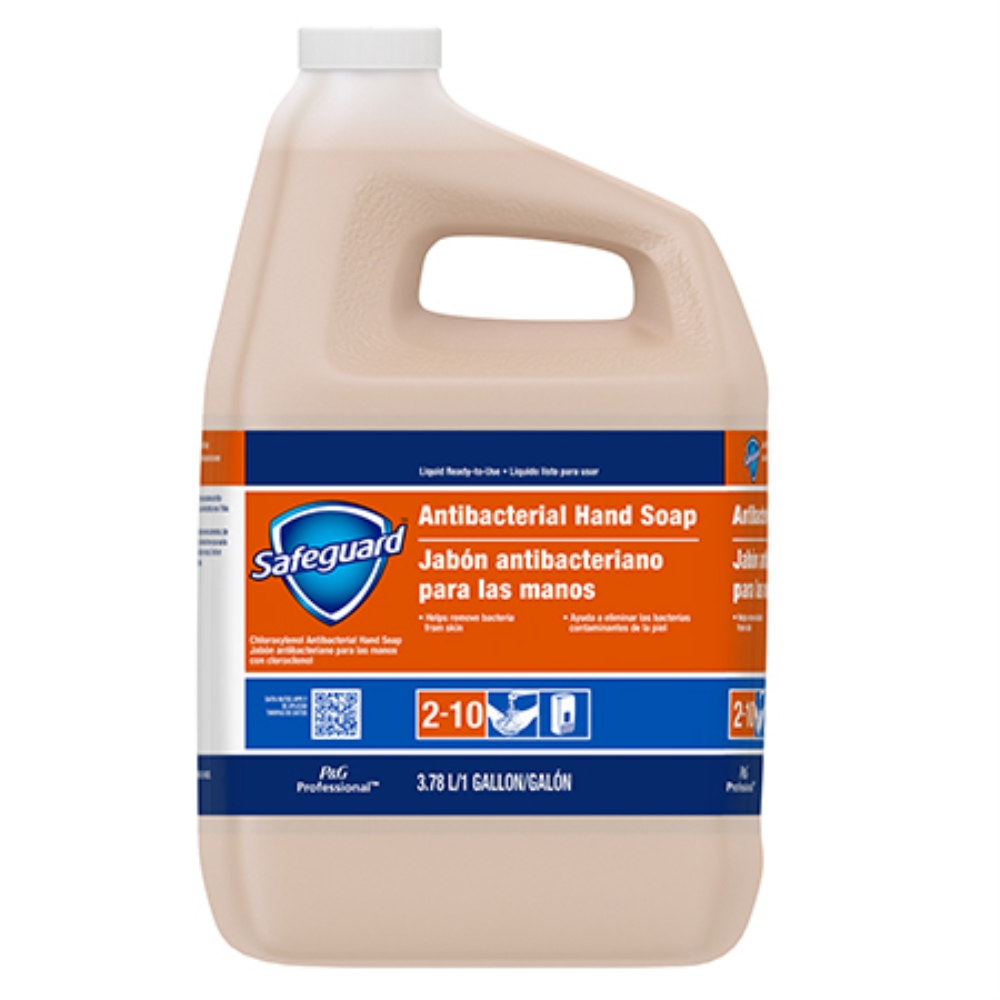 SAFEGUARD LIQUID SOAP 2GAL/CS