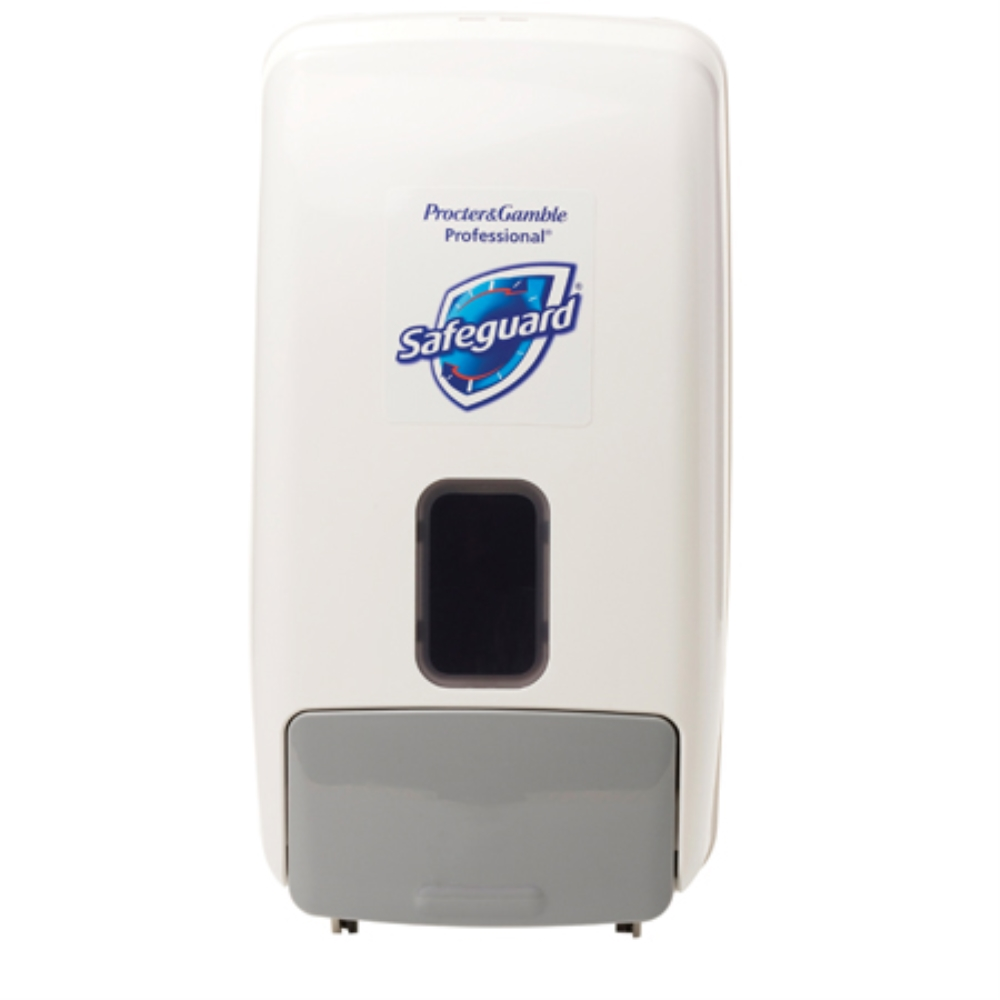 SAFEGUARD HAND SOAP DISPENSER