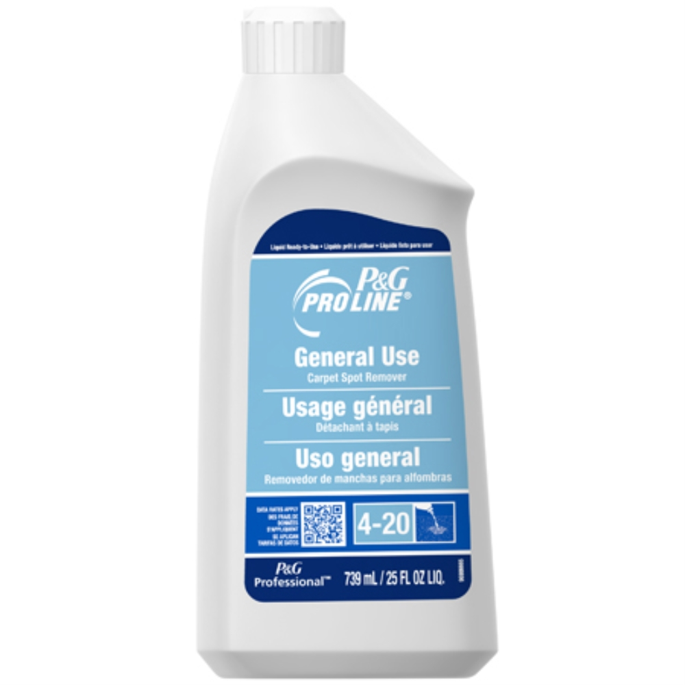 PGPL #20 GENERAL USE CARPET SPOT REMOVER 25OZ 15/CS
