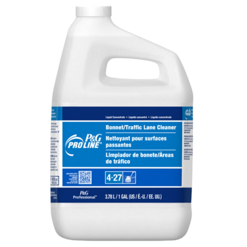 PGPL #27 BONNET SPRAY HIGH TRAFFIC LANE CLEANER 4GAL/CS