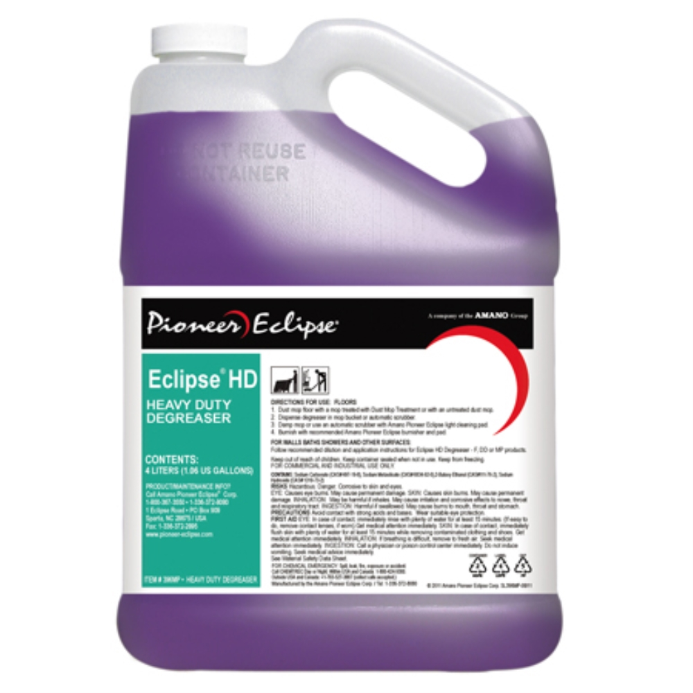PE ECLIPSE HEAVY DUTY DEGREASER MINIPAIL(4/CS)