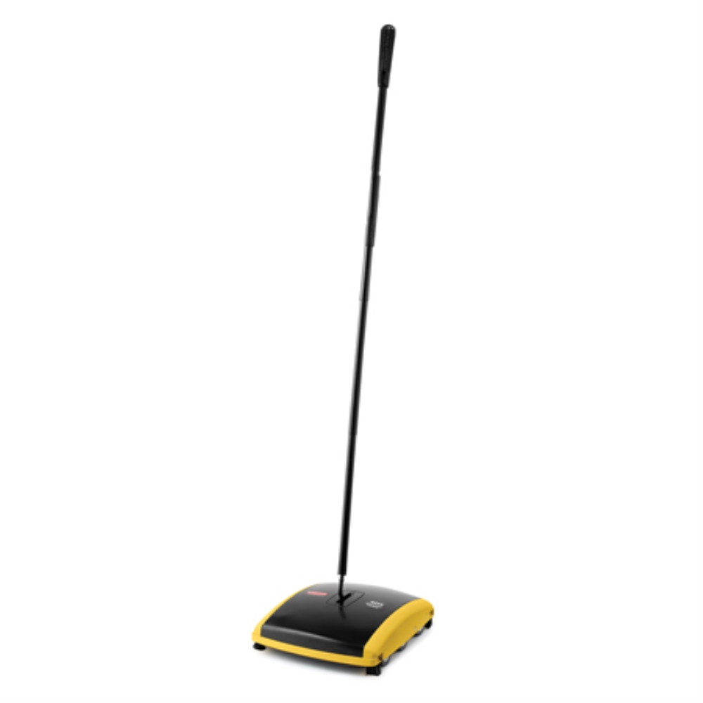 DUAL ACTION SWEEPER BLACK