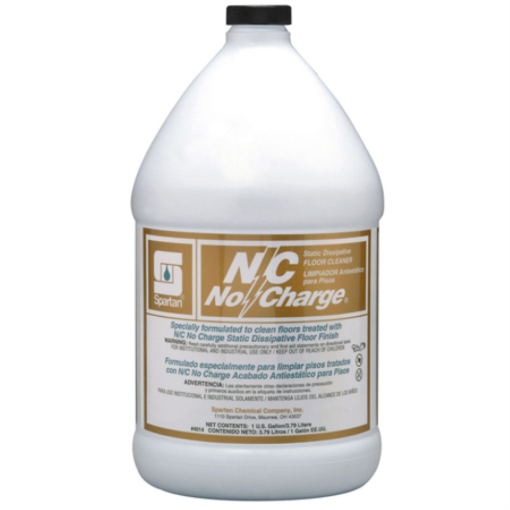 SPARTAN N/C NO CHARGE CLEANER (4/CS)