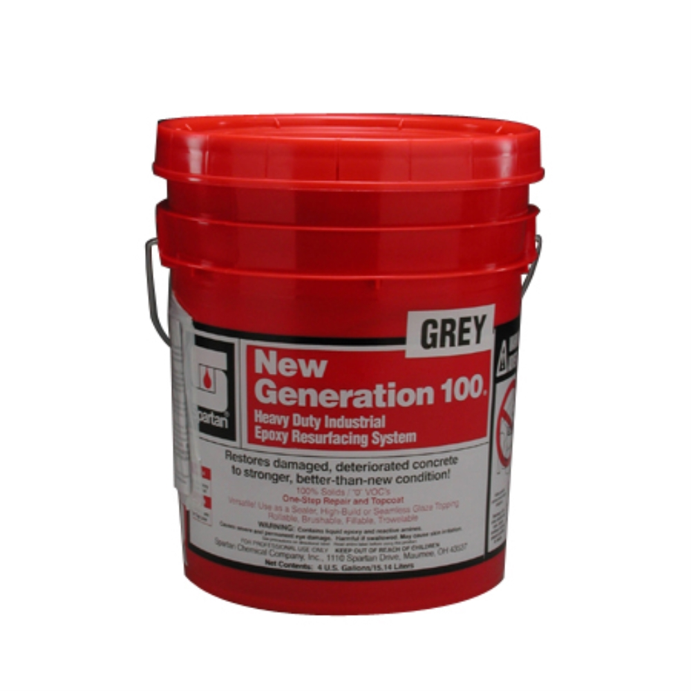 NEW GENERATION 100 GREY HD EPOXY RESURFACING