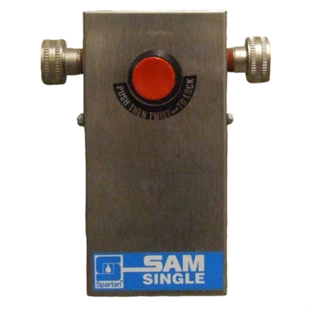 SPARTAN SAM SINGLE BUTTON PROPORTIONER 4GPM