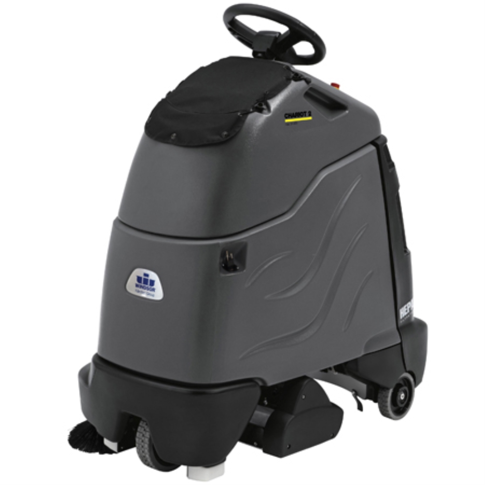 "WIN CHARIOT 2 VACUUM ATV 24"" W/3-12V AGM BATTERIES"
